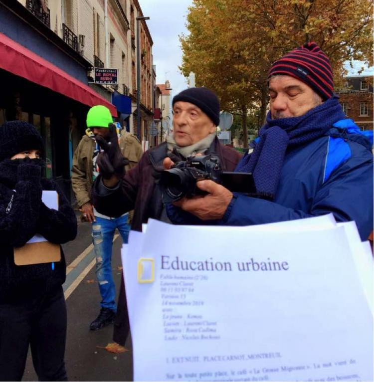 Film: EDUCATION URBAINE de Laurent Claret