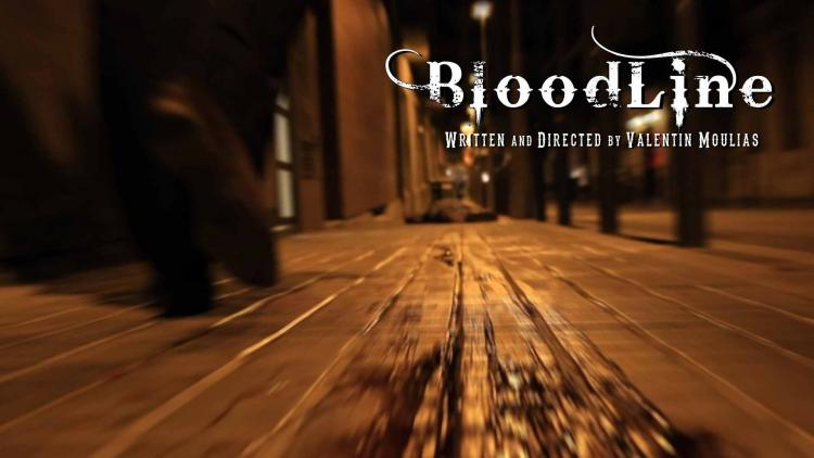 Film: Bloodline (16mm) de Valentin Moulias