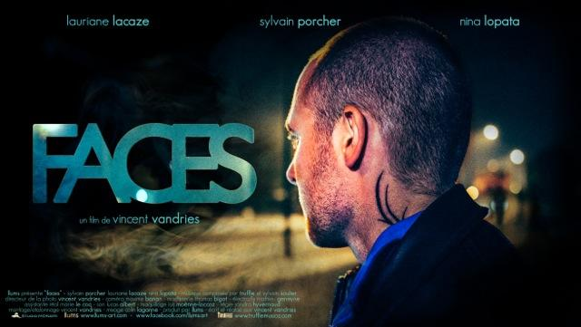 Film: Faces de Vincent Vandries