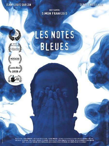 Film: Les notes bleues de Simon François