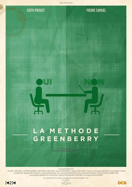 Film: La Méthode Greenberry de Baptiste Bertheuil