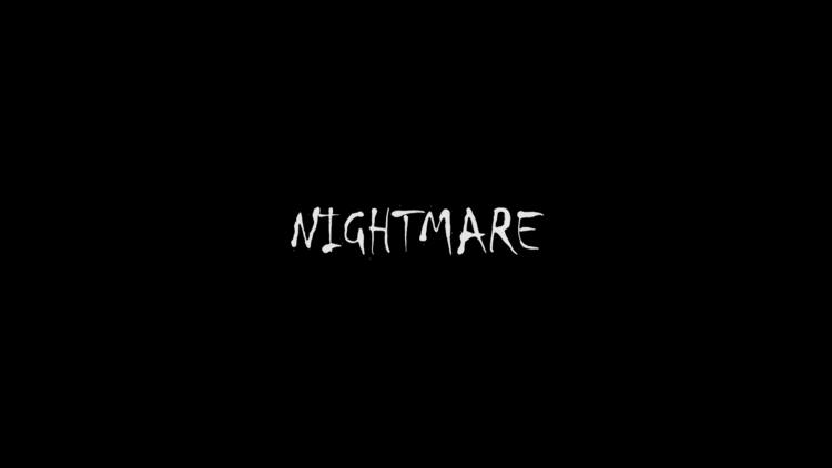 Film: Nightmare de Dylan El Kara