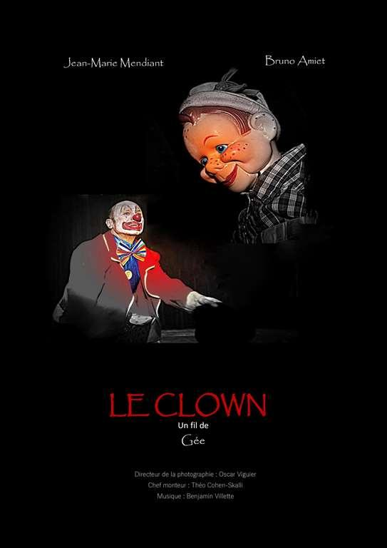 Film: LE CLOWN de Gée