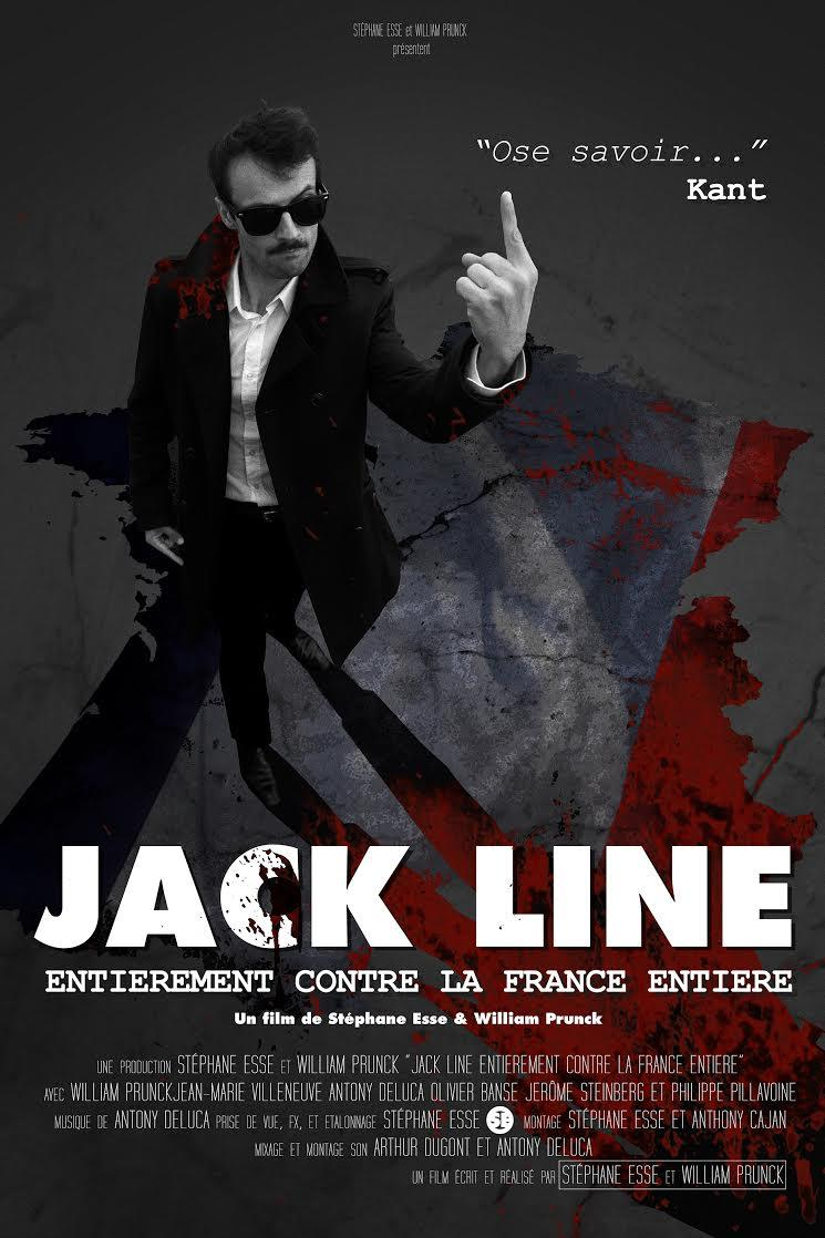 Film: JACK LINE de William Prunck & Stéphane Esse