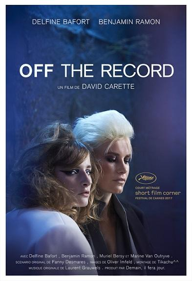Film: Off the record de David Carette
