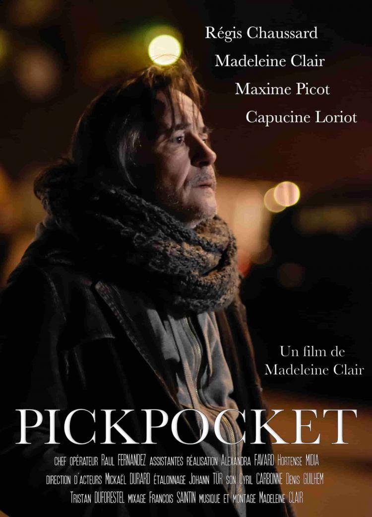 Film: Pickpocket de Madeleine Clair
