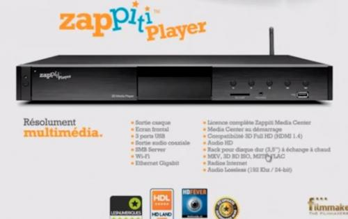 Fichiers H264 compatibles de Dune HD Base 3D ou de Zappiti Player