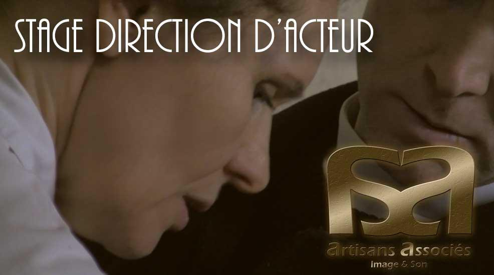 Info club AAis: Stage de direction d'acteur