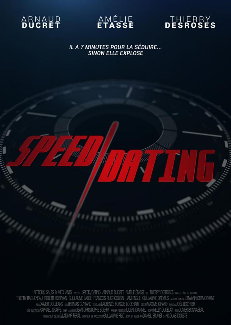 Film: Speed/Dating de Daniel Brunet & Nicolas Douste